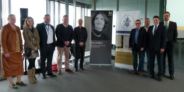 Vortrag in Mannheim